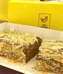 Best Banana Cake In Town At Balibanana Instagram Posts Deskgram
