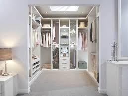 ultimo walk in wardrobe in pearl