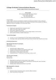 How To Write A Resume For College How To Write A Resume For College Application Example Of Student 2