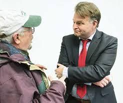 with CEO Erik Heim — The Man Behind Belfast's Really Big Fish Farm ...