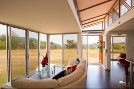 Most Beautiful Houses Made From Shipping Containers - Container house interior