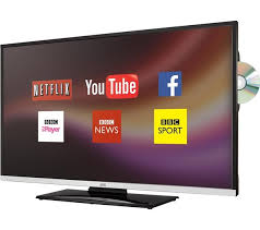 hitachi 24 inch hd ready freeview play smart led tv. with a stylish design and smart features, the jvc led tv built-in dvd player is designed to keep whole family happy. hitachi 24 inch hd ready freeview play led tv j