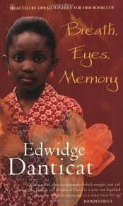 best litterature afro caribeenne images africa  breath eyes memory by edwidge danticat amazon
