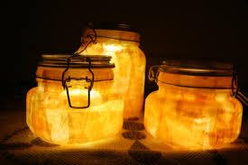 Diy Solar Lights In Mason Jars 15 Of The Best Diy Outdoor Lighting Ideas Backyard