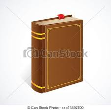 vector old book with bookmark isolated icon vector clipart search rh canstockphoto