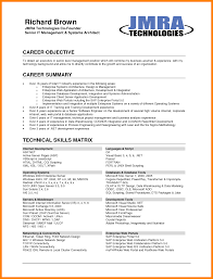 Cfo Resume 100 Cv Career Objective Examples Cfo Cover Letter 94