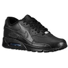 nike air max 90 mens all black black buy black black nike air