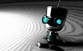 robot hd photo for desktop and mobile