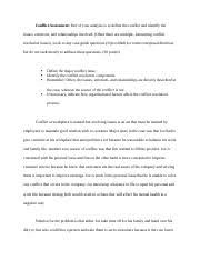 lesson essay in a cohesive essay discuss the challenges and  2 pages conflict