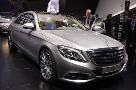 The ultra luxurious 2015 Mercedes S600 arrives at Detroit with V12 ...