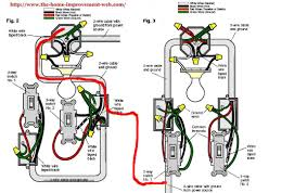 how to wire a 2 gang 3 way light switch at wiring diagram for 2 Gang Switch Wiring Diagram amazing 3 way light switch diagram gallery fair wiring for 2 gang switch wiring diagram