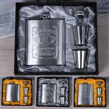 HOT 7 OZ <b>Whisky</b> Bottle Portable Stainless Steel Drink Mug <b>Flask</b> ...