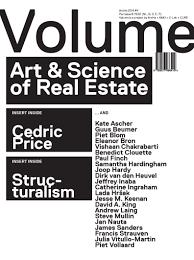 What Is Volume In Science Volume 42 Art Science Of Real Estate Bruil Van De Staaij