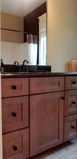 cherry vanity cabinet kraftmaid bathroom cabinets sizes vanities