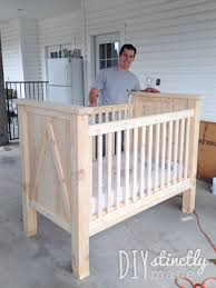 baby furniture images. DIY Crib | DiystinctlyMade.com Baby Furniture Images E