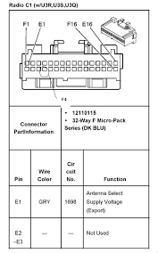 wiring diagram delco radio ireleast info 2005 chevy avalanche radio wiring diagram 2005 wiring diagrams wiring diagram