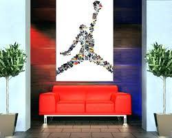 basketball wall decor full size of wall wall art basketball vinyl wall art duke basketball wall