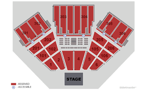 28 Reasonable Five Point Amphitheater Seating Map