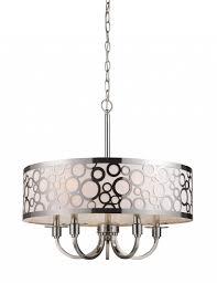 pendant lighting for elegant design your own drum shade pendant light