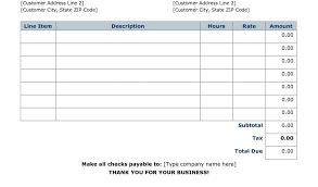 Invoice Template For Hours Worked Invoice Template For Hours Worked Spreadsheet Collections