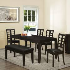 dining room tables long country table sets with chair black painted wood contemporary set ideas dining room chairs kitchen