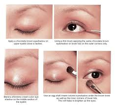 picture tutorial on how to do eye makeup the right way stylecraze