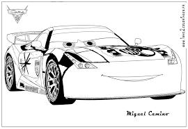 Coloriage Voiture De Course Ko Coloriage Automobile A Colorier