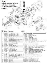 gpi 110000 107 12v dc economy model fuel pump shop gpi pump parts