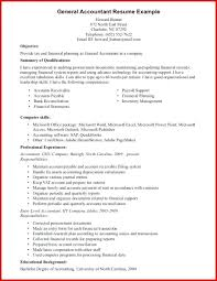Objective Accounting Resumes Resume Accounting Resume Objective Example Accounts