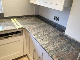Piracema White Granite Kitchen Bianco Piracema Natural Granite Worktops The Marble Warehouse