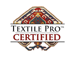 textile pro certified logo