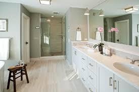 wood tile flooring in bathroom. Bathroom With Grey Wood Like Floor Tiles View Full Size Tile Flooring In M