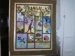 animal baby quilts - Google Search | craft ideas | Pinterest ... & Australian Animals pattern from Australian Patchwork and Quilting Adamdwight.com