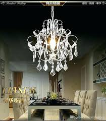small crystal chandelier modern chandeliers lighting hanging lights contemporary glass light for home hotel restaurant bedroom