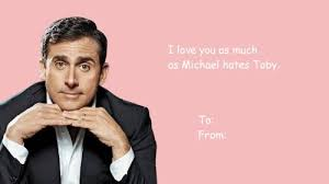 The Office Valentines Day Quotes