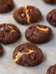 peanut butter cookies. Wonderful Cookies Chocolate Peanut Butter Cookies In C
