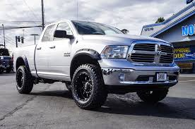 dodge ram 2015 lifted. Brilliant Ram Used Lifted 2015 Dodge Ram 1500 Big Horn 44 Truck For Sale 34853 Regarding  Wheels With