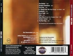 Kurt Rosenwinkel Use Of Light Kurt Rosenwinkel Deep Song 2005 Verve Avaxhome