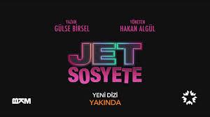 Jet Sosyete 1. Bölüm 18 Şubat 2018