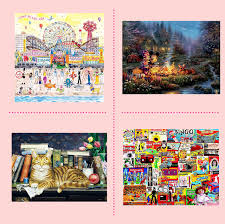 Create, play, share jigsaw puzzles and compete with other users. 14 Best Puzzles For Adults Great Jigsaw Puzzles For Families