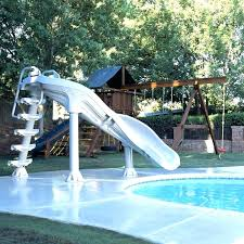 homemade above ground pool slide. Build Your Own Pool Slide Swimming Pools Tubs Saunas Above Ground . Homemade