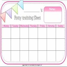 Potty Training Charts For Girls Printable Girl Potty Training Charts Essaywritesystem Com