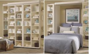 bookcase wall bed. Fine Bookcase Madison Bifold Bookcase Murphy Bed For Wall H