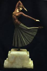 Check out our rare art deco figurines selection for the very best in unique or custom, handmade pieces from our shops. 580 Art Deco Figurines Ideas Art Deco Deco Art