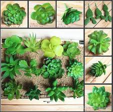 Zakka Simulation Of Artificial Potted Plants Succulents Mini Decorative Plants For Home