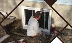 installing egress basement window
