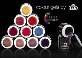 Lcn Gel Color Chart Lcn Colour Gel 5ml