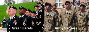 Green Berets Vs Rangers 5 Major Differences