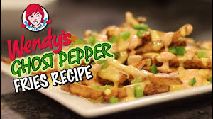 wendy s ghost pepper fries recipe remake thyjunkfood