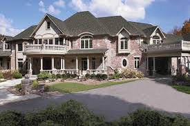 House With Dark Grey And Black Roof Shingles